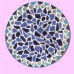 mazaieken schaal blauw 2