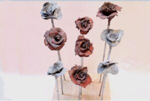 powertex bloemen