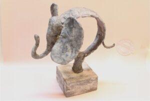powertex olifant ring